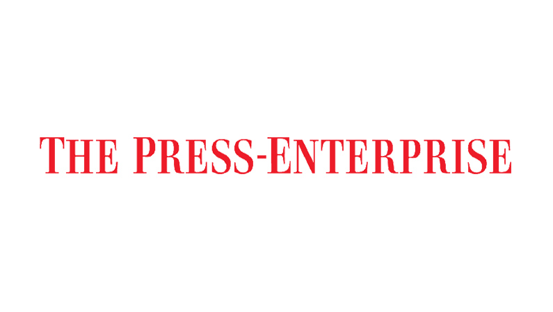 Image result for the press enterprise logo