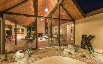 THE EICHLER NETWORK: Palm Springs Event Shows New 'Eichlers'