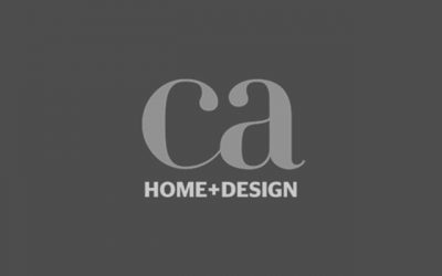 CALIFORNIA HOME + DESIGN: Model Home